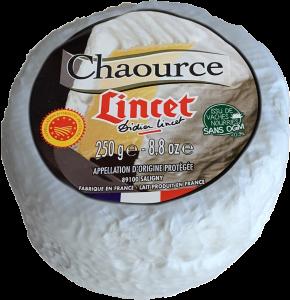 61 - Chaource AOP 250g LINCET nu