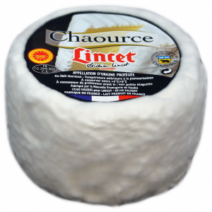 Chaource 500g Lincet nu