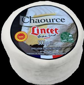 27 - Chaource AOP 500g LINCET nu